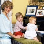 """Prince William says Princess Diana would have been a """"nightmare grandma"""" to George and Charlotte for an incredibly touching reason"""