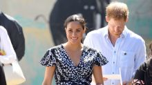 Eagle-eyed fans notice Meghan Markle isn't wearing engagement ring on South Africa tour