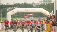 OCBC Cycle 2019 sees 6,800-odd cyclists enjoying day out on their bikes