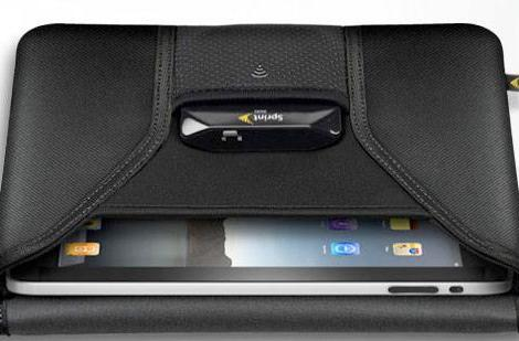 Sprint CEO thanks iPad for uptick in Overdrive demand