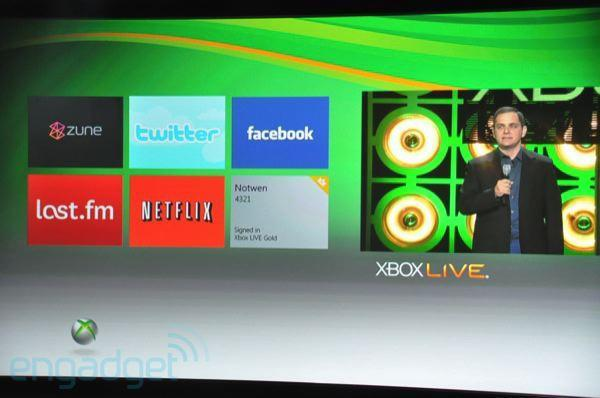 Netflix for Xbox 360 adds search in November