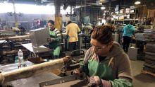 U.S. business spending on equipment improving