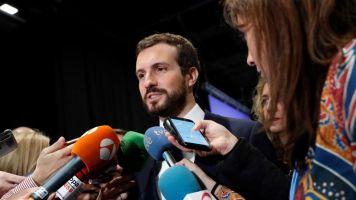 Casado expresa su apoyo a Nadal tras las críticas a la academia del tenista