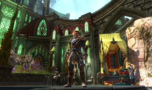 Kingdoms of Amalur: Reckoning had to sell 3M 'just to break even,' RI governor says