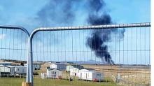 Red Arrows jet crashes in Wales killing an RAF engineer