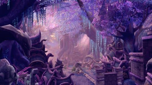 Massively Exclusive: Aura Kingdom's Dark Legion content update