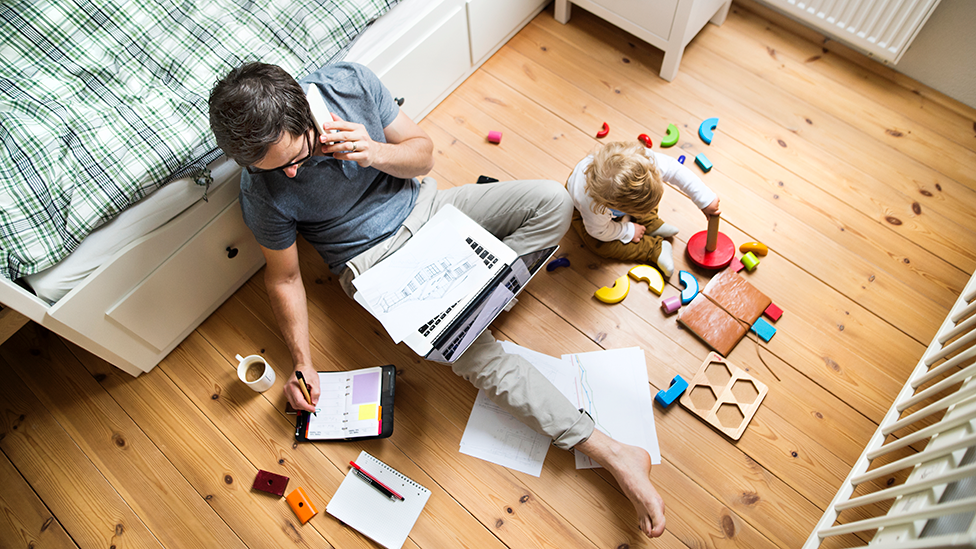 5 ways working from home is impacting your body