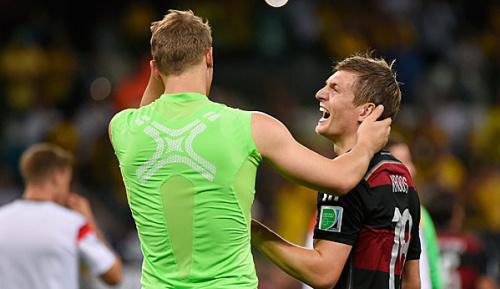 "Champions League: Kroos über Neuer-Verletzung: ""Lass Dir ruhig Zeit"""