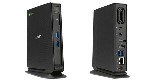 Acer's Chromebox CXI ships next month for $180