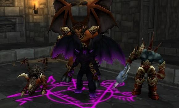 Blood Pact: To summon or not to summon, that's the question