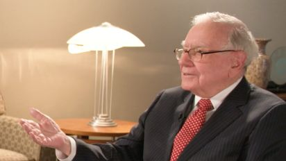 Buffett: How you could've turned $114 into $400K