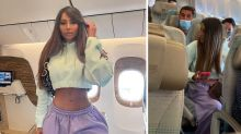 Influencer caught faking business class trip: 'This generation is a mess'