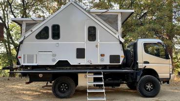 尋找兼具機能與空間便利性的露營車?你一定不會想錯過這輛!