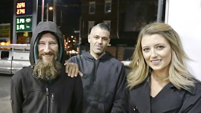 'Good Samaritans,' homeless vet face charges