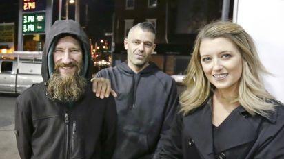 'Good Samaritans,' homeless vet face charges