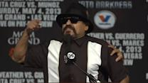 Guerrero's rant against Mayweather