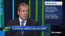 The ethics of owning Venezuelan debt: CIO