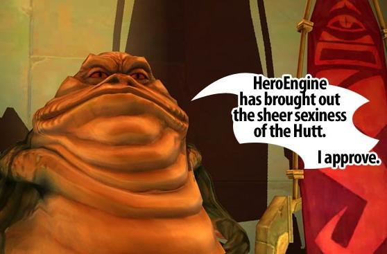 HeroEngine does more than just power The Old Republic