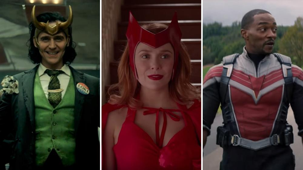 Everything We Know About Marvel S New Disney Plus Shows Carol danvers has worn several costumes over the years as both ms. new disney plus shows