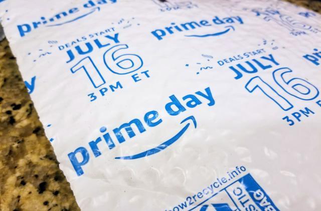 Amazon's Prime Day still broke records, despite glitches