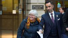 La independentista catalana en Escocia quiere llamar a declarar a Sánchez y Rajoy