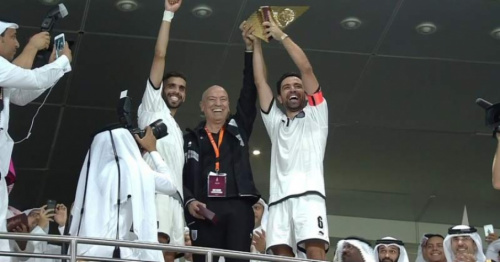 Al Sadd fatura Copa do Qatar, primeiro título de Xavi no país
