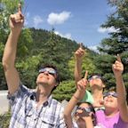 Wait, Don't Throw Away Your Eclipse Glasses Yet - Do This With Them Instead!