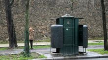 What a relief! Paris show lifts taboo on historic outdoor loos