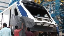 Made in India 'Semi-High Speed Train 18' To Launch by October End