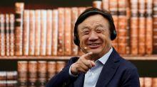 Huawei CEO Ren Zhengfei: 'Shutting Huawei out is the start of the US falling behind'