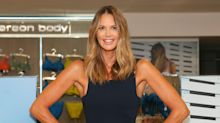 Elle Macpherson under fire for advising women to skip meals to slim down