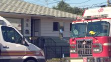 Crews rescue elderly man from house fire in Forest Lawn