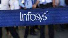 Infosys Cuts Annual Sales Outlook Amid Boardroom Upheaval