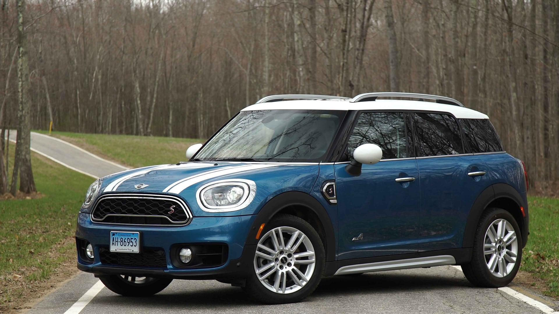 2017 mini cooper countryman grows bigger gains power and adds practicality. Black Bedroom Furniture Sets. Home Design Ideas