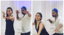 Saturday Saturday! Varun and Alia put on their dancing shoes in this Boomerang video