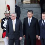 European leaders press for fairer trade relationship with China
