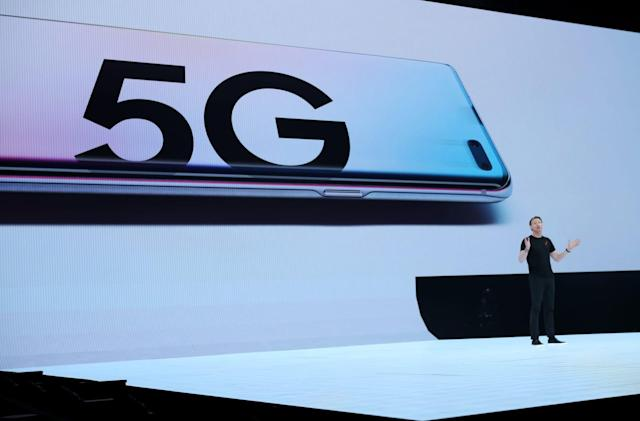Verizon plans to roll out its 5G mobile network in 30 cities this year