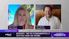 Yahoo Finance Presents: Marc Benioff
