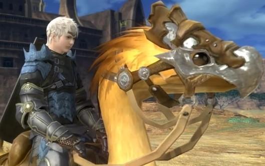 Final Fantasy XIV shows off upcoming transportation innovations