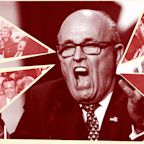 The Decline and Fall of Rudy Giuliani