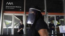 Museu de Arte Moderna do Rio reabre com protocolo especial de segurança contra a Covid-19