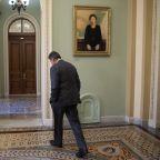 Stay awake: Senators struggle to stay focused on impeachment