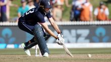 Buttler, Root fifties push England to 284