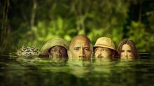Dwayne Johnson unveils new Jumanji poster