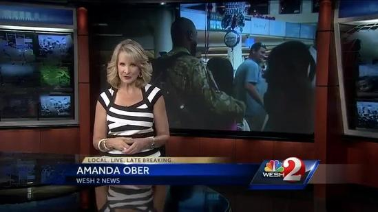 Soldiers back home from Afghanistan