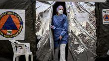 Stocks fall again amid warnings of coronavirus' 'pandemic potential'