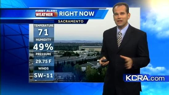 Northern California forecast 10.20.12
