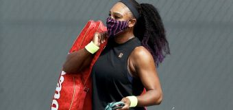 'Totally different': Serena makes dramatic return