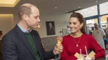 Chocolate cake and a cheeky Nando's: Surprising foods the Royal Family loves