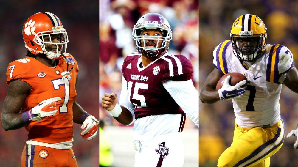 NFL Draft Big Board: Ranking best prospects of 2017 draft class